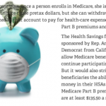 Proposed HSA Changes Could Hurt Medicare Beneficiaries in Retirement