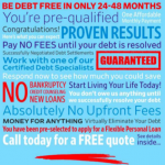 That Offer to Make You Debt-Free? It Can Make You Worse Off