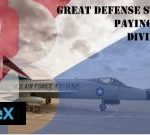3 Great Defense Stocks Paying Good Dividends