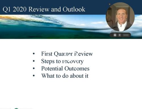 First Quarter Review and Outlook 2020
