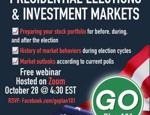 Elections and Investments Webinar October 28th