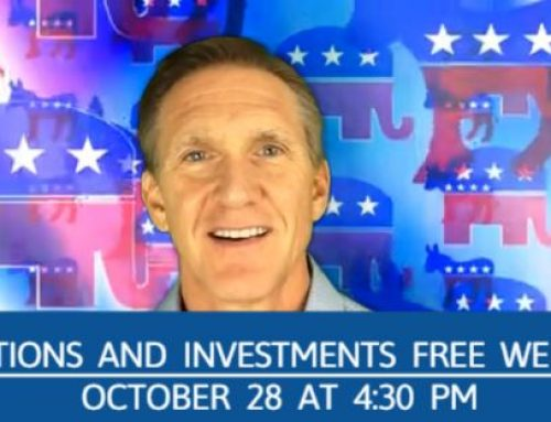 October 28 at 4:30 PM – be there for our Elections and Investments Webinar!