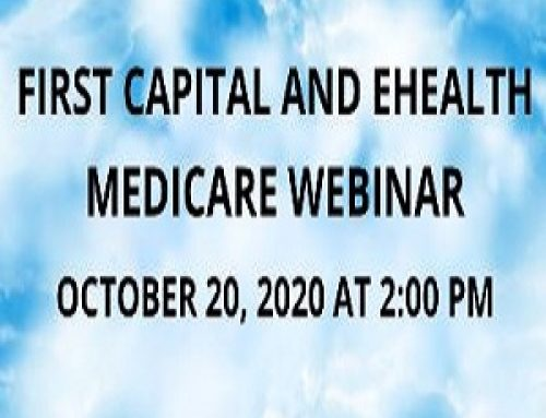 Medicare Webinar October 20th