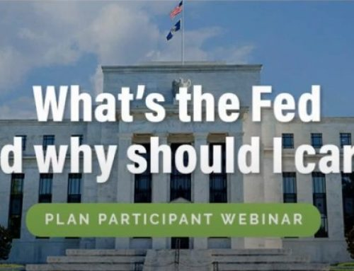 What's the Fed and Why Should I Care?