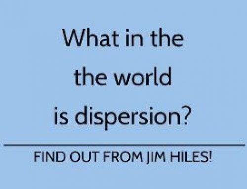 Do You Know What a Dispersed Stock Market is?
